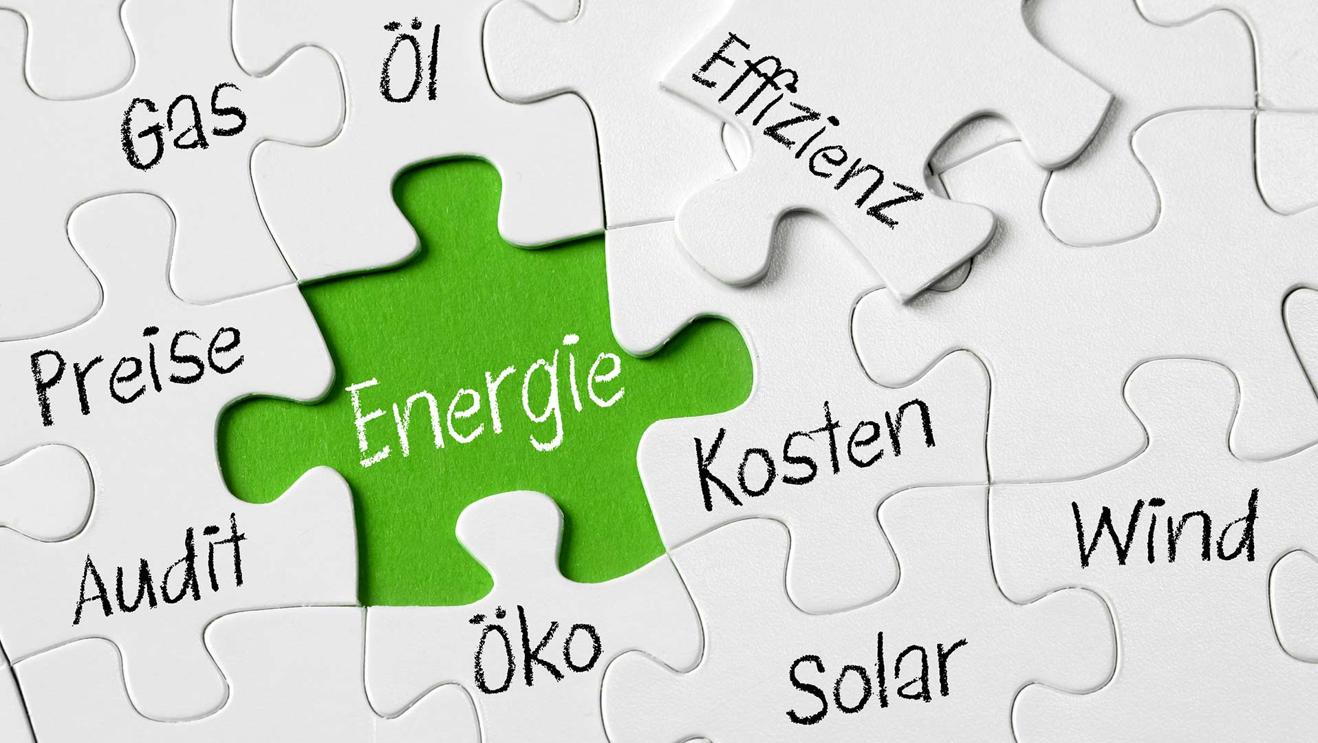 Energiemanagement / Energieaudit